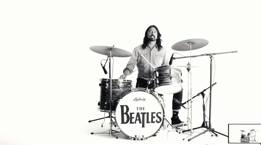 dave grohl on ringo starr